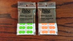 PALSA FOAM INDICATORS