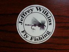 "JWFF 3"" Logo Sticker"