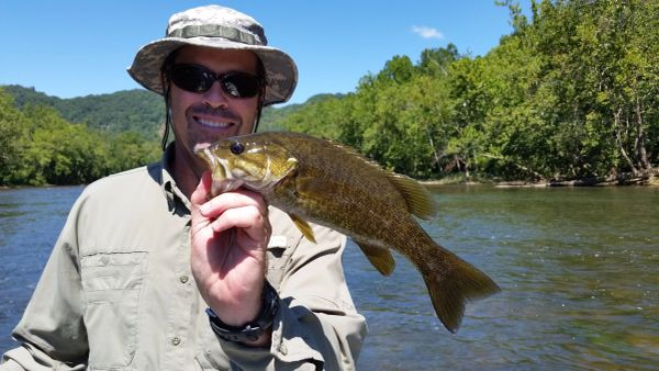SUMMER SMALLMOUTH BASS SAMPLER SEPT 2020
