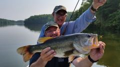 1/2 DAY LOCAL LAKES FLY FISHING TRIP