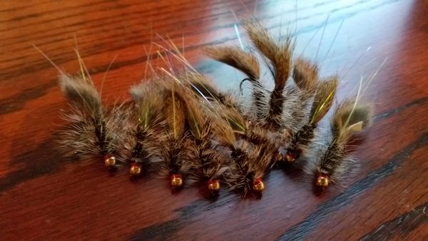 Custom Flies By The Dozen