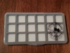 JWFF 18 COMPARTMENT ULTRA SLIM MAGNETIC FLY BOX