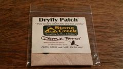 Dry Fly Patch