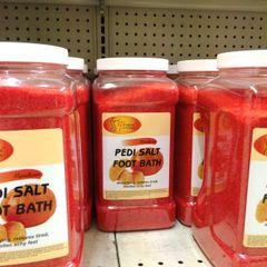 Spa Redi Rock Salt Foot Bath_ Mandarin