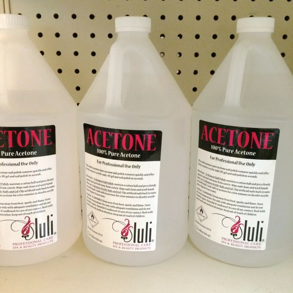 Acetone 100% Pure_ 1 Gallon