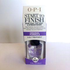 OPI Start To Finish 0.5oz