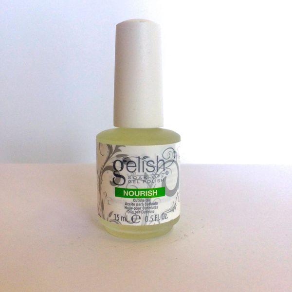 Gelish Nourish 0.5floz
