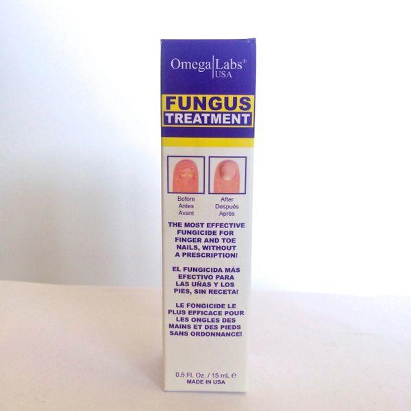 Omega Fungus Treatment Single