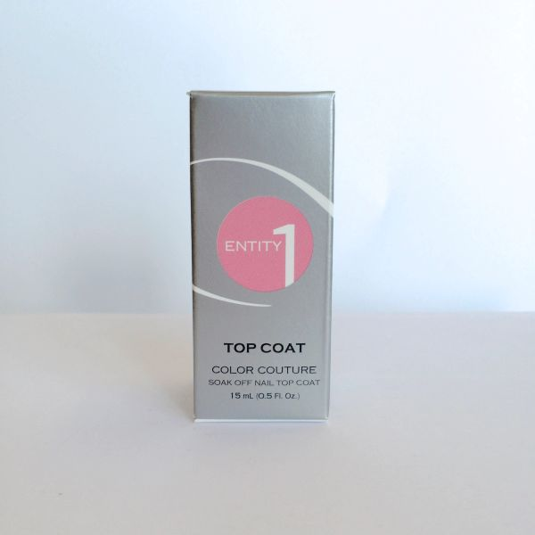 Entity Top Coat Gel