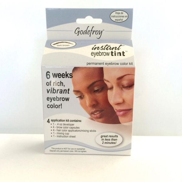 Godefroy Eyebrow Tint Kit