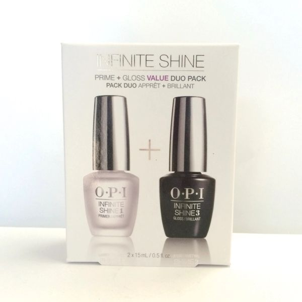 OPI Infinite Shine Topcoat/Basecoat