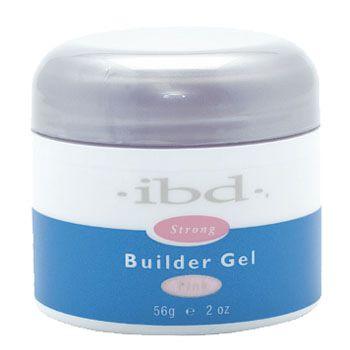 IBD Builder Gel Pink 4oz