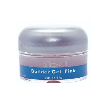 IBD Builder Gel Pink 0.5oz