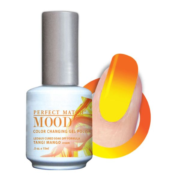 Perfect Match Mood Gel Polish Angelic Dreams - MPMG36