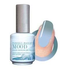 Perfect Match Mood Gel Polish Sea Escape - MPMG33