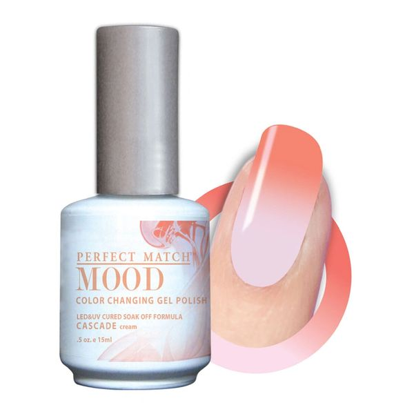 Perfect Match Mood Gel Polish Cascade - MPMG32