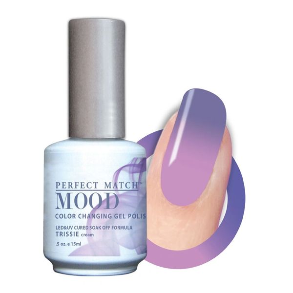 Perfect Match Mood Gel Polish Trissie - MPMG30
