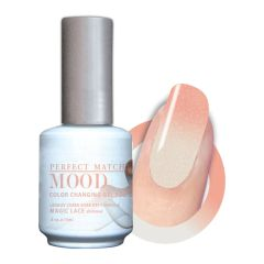 Perfect Match Mood Gel Polish Magic Lace - MPMG27