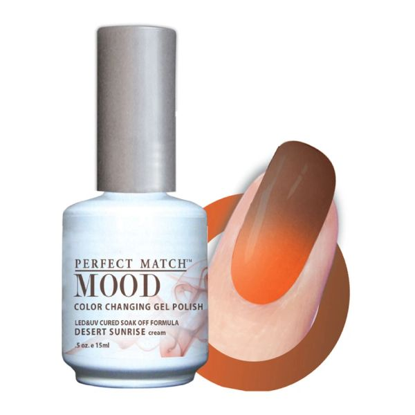 Perfect Match Mood Gel Polish Desert Sunrise - MPMG23