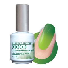 Perfect Match Mood Gel Polish Shamrock - MPMG22