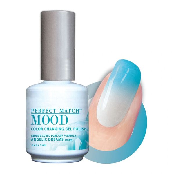 Perfect Match Mood Gel Polish Angelic Dreams - MPMG21