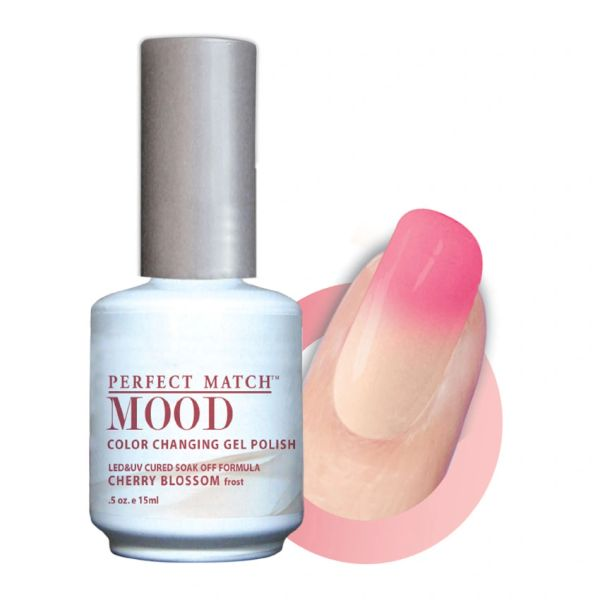 Perfect Match Mood Gel Polish Cherry Blossom - MPMG17