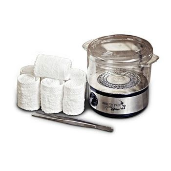 Hot Towel Steamer Kit