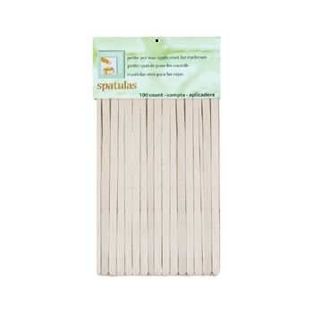 Clean + Easy Petite Wax Applicators 100pcs