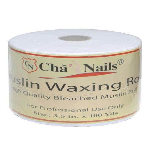 Cha Nails Muslim Waxing Roll 100 Yards x 3.5 Inches