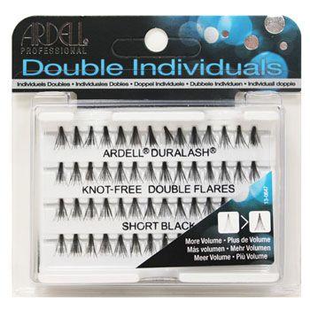 Ardell Double Eyelashes - Short Black