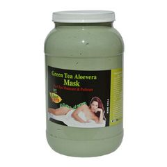 KDS Green Tea Foot Mask Gallon