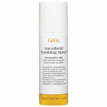 Ggi Numbing Spray 1.5oz