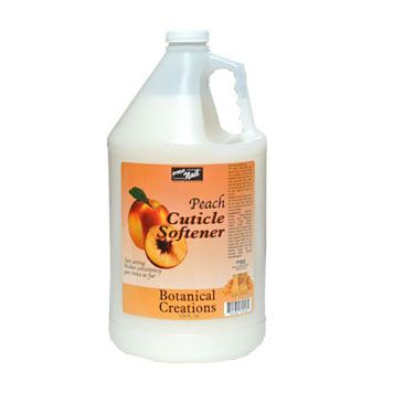 Pro Nail Peach Cuticle Softener - Gallon
