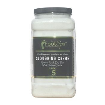 Foot Spa Sloughing Cream Gallon