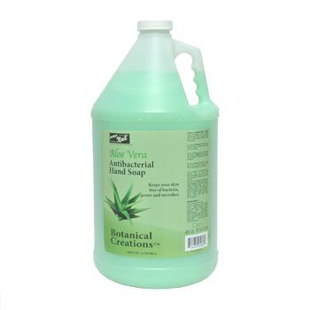Pro Nail Aloe Vera Hand Soap Gallon