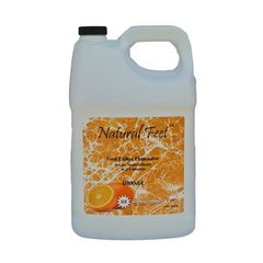 KDS Natural Feet Orange Gallon