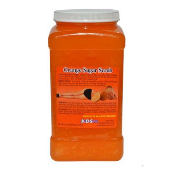 KDS Orange Sugar Scrub