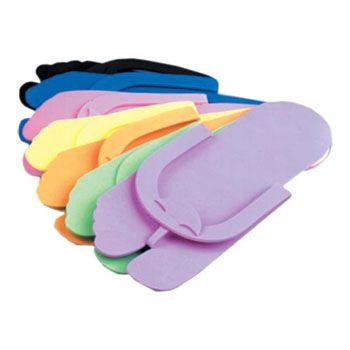 Pedicure Foam Slipper 12/pk