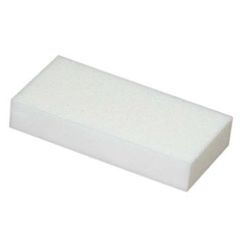 White Manicure Slim Buffing Block 2 Ways