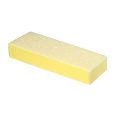 Yellow Manicure Slim Buffing Blocks 2 Ways