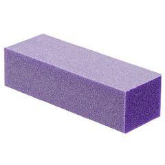 Purple Manicure Buffing Blocks 3 Ways