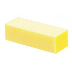 Yellow Manicure Buffing Blocks 3 Ways