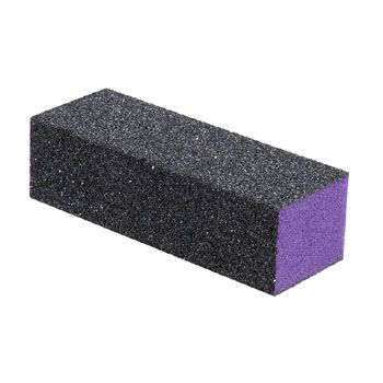 Purple Buffing Blocks 3 Ways