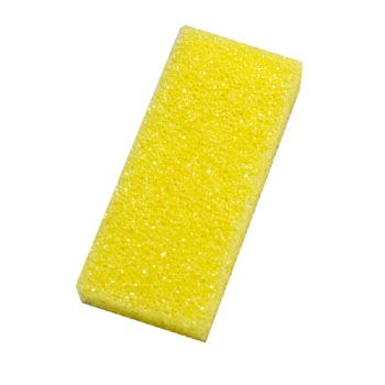 Disposable Yellow Pumice Pads 40/pack