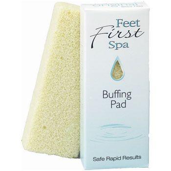 Feet First Pumice Pads 24/box