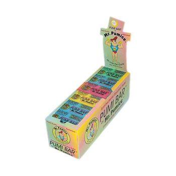 Pumice Pads - Short Multicolors 24/box