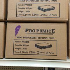 Pro Pumice Buffing Pads