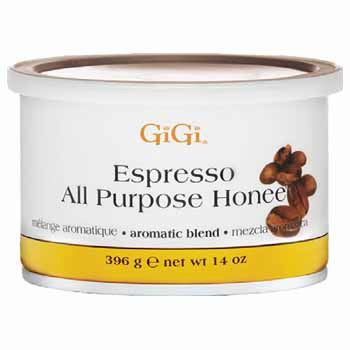 Gigi Espresso All Purpose Honee Wax