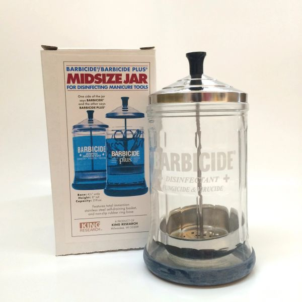 Midsize Sterilize Jar