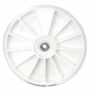 Empty Rhinestone Wheel